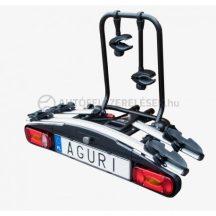 Aguri Active 2 darabos kerékpártartó vonóhorogra
