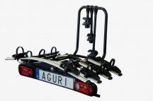 Aguri Active 4 darabos kerékpártartó vonóhorogra