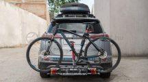 Amos Tytan 3 darabos kerékpártartó vonóhorogra