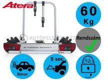Atera Strada Sport M2 2 darabos kerékpártartó vonóhorogra