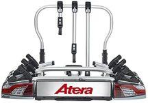 Atera Strada Evo 3 darabos kerékpártartó vonóhorogra