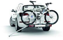 Bosal Traveller II Plus 2 darabos kerékpártartó vonóhorogra (magas hátfalú autókhoz)