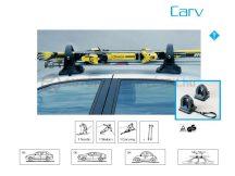 CAM Carv 1370/A 1370/a Mágneses síléctartó