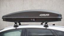 Farad Crub 430 antracit