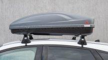 G3 All-time 320 sötét szürke tetőbox