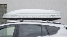 Hakr Magic Line 400 ezüst metál tetőbox