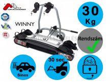Menabo Winny 2 darabos kerékpártartó vonóhorogra
