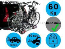 ProUser Jade 2 darabos kerékpártartó vonóhorogra