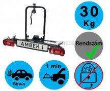ProUser Amber I 1 darabos kerékpártartó vonóhorogra