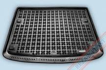Rezaw fekete csomagtértálca VW Touareg 2003-2010 5 személyes