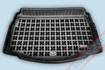 Rezaw fekete csomagtértálca VW Golf VII 2012- alsó tálcás