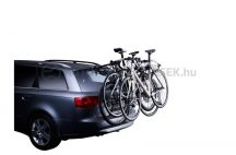 Thule ClipOn 3 darabos kerékpártartó csomagtérajtóra (9104)