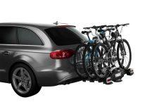 Thule VeloCompact 927 3 darabos kerékpártartó vonóhorogra