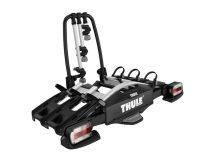 Thule VeloCompact 927 3 darabos kerékpártaró vonóhorogra + adapter 4. kerékpárhoz