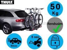 Thule Euroclassic G6 928 2 darabos kerékpártartó vonóhorgra