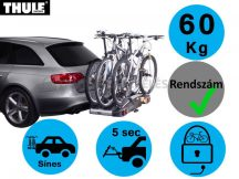 Thule Euroclassic G6 929 3 darabos kerékpártartó vonóhorgra