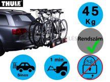 Thule RideOn 9503 3 darabos kerékpártartó vonóhorgra