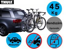 Thule HangOn3 Kerékpártartó Vonóhorgra
